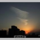 170911夕阳