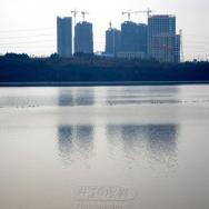 兴隆湖景色