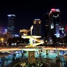 天府广场之夜