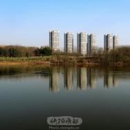 青龙湖风光