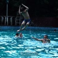 夏日水中最快...
