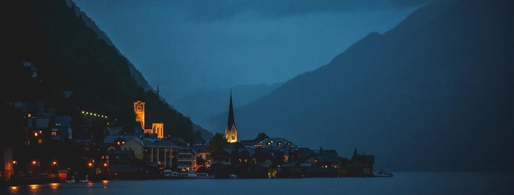 心中最美的欧洲小镇