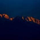 博克达的雪山