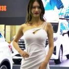 车展模特儿