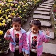 双胞胎姐妹